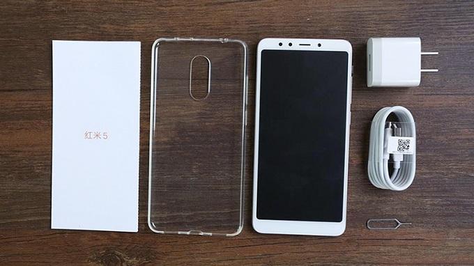 danh gia dien thoai xiaomi redmi 5 1 1 - Đánh giá điện thoại Xiaomi Redmi 5