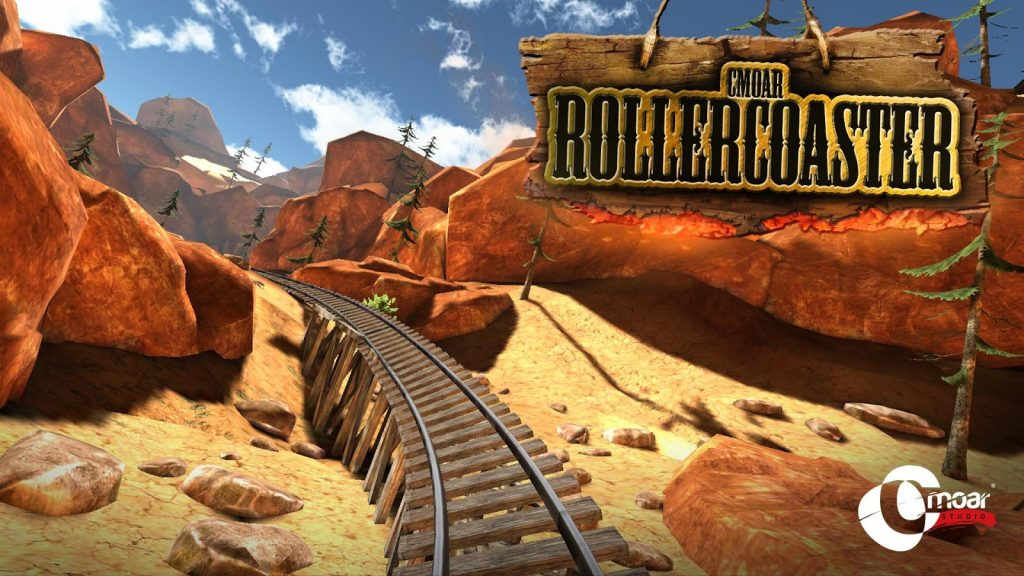 roller coaster vr 1 1024x576 - Các dòng game hay cho kính thực tế ảo