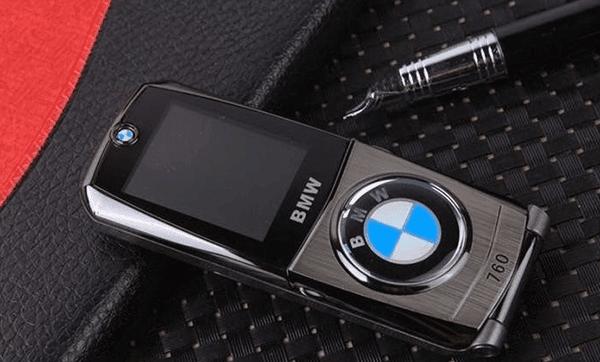 Danh gia dien thoai BMW 760 1 1 - Đánh giá điện thoại BMW 760: Thiết kế nắp gập độc đáo