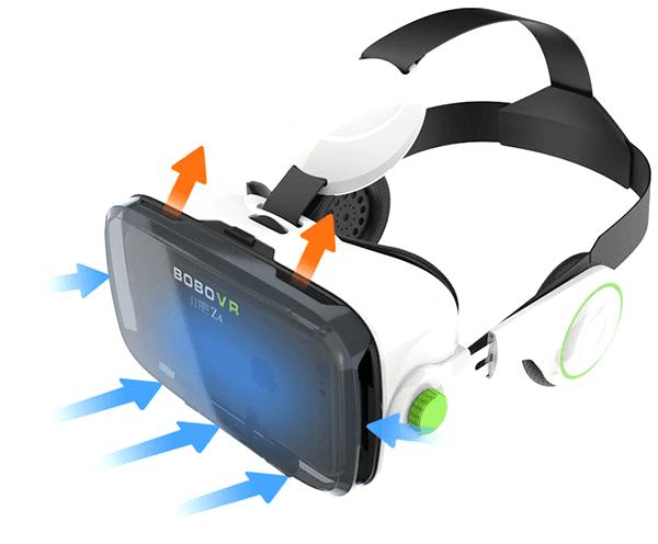 danh gia kinh thuc te ao bobo vr z4 5 1 - Có nên lựa chọn kính thực tế ảo BOBO VR Z4?
