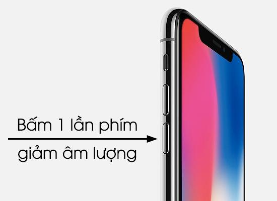 iphone x bi treo phai lam sao 2 1 - iPhone X bị treo phải làm sao?