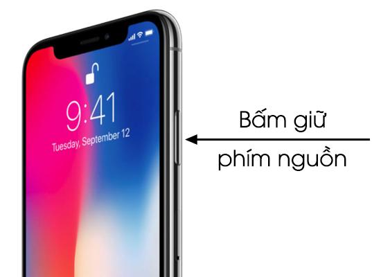 iphone x bi treo phai lam sao 3 1 - iPhone X bị treo phải làm sao?