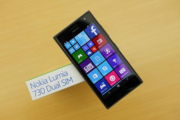 dien thoai nokia lumia 730 dual sim gia re chup hinh dep 1 - Top 5 điện thoại giá rẻ chụp hình đẹp