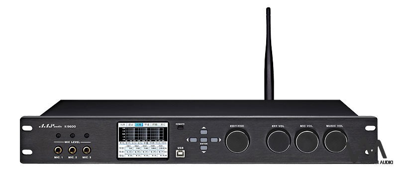 mixer aap k9600 1 - Mixer karaoke nào tốt trên thị trường hiện nay?