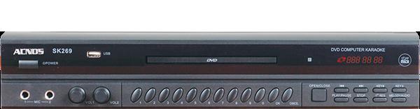 dau karaoke acnos sk26 1 - Nên lựa chọn đầu karaoke nào giá rẻ dưới 2 triệu đồng?
