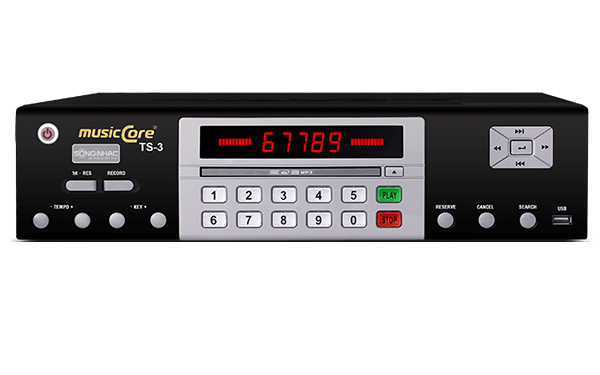 dau karaoke musiccore ts 3 1 - Nên lựa chọn đầu karaoke nào giá rẻ dưới 2 triệu đồng?