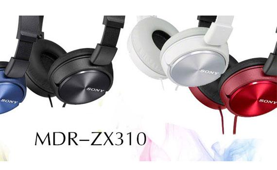 tai nghe sony mdr zx310 1 - Tìm hiểu về chiếc tai nghe Sony MDR-ZX310
