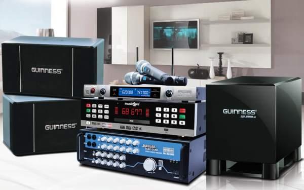 thiet bi can co trong dan karaoke gia dinh 1 1 - Những thiết bị cần phải có trong dàn karaoke gia đình
