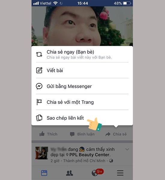 lam sao de tai video tren facebook ve iphone timrim 3 1 - Làm sao để tải video trên facebook về iPhone của bạn