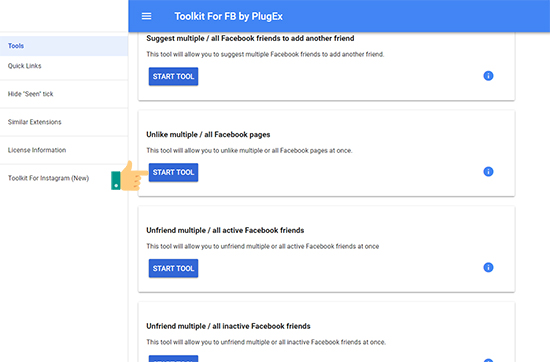 bo thich fanpage facebook nhanh 3 1 - Làm sao để bỏ thích hàng loạt các trang fanpage trên Facebook