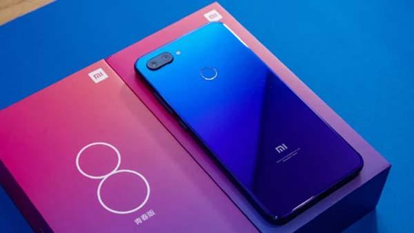 dien thoai xiaomi mi 8 lite 1 - Các dòng điện thoại Xiaomi nên mua hiện nay