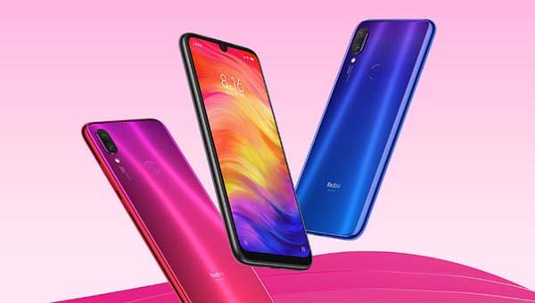 dien thoai xiaomi redmi note 7 1 - Các dòng điện thoại Xiaomi nên mua hiện nay