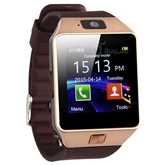 dong ho dz09 1 - Đồng hồ thông minh SmartWatch DZ09 có gì đáng chú ý?