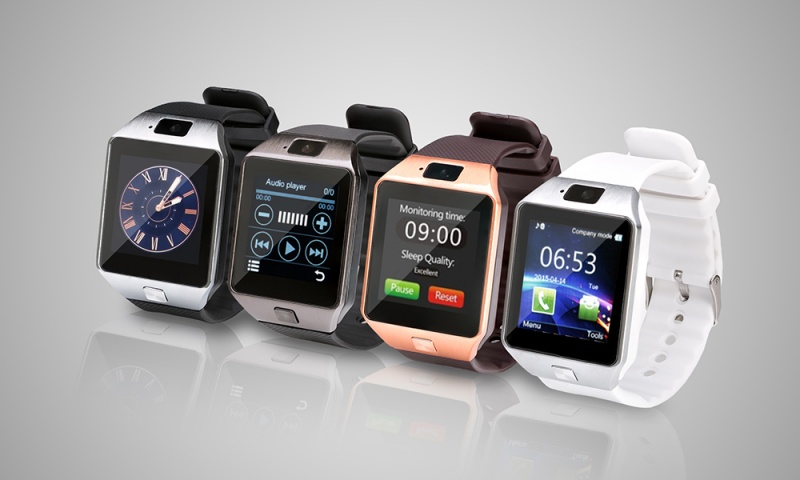 smartwatch dz 09 1 1 - Đồng hồ thông minh SmartWatch DZ09 có gì đáng chú ý?