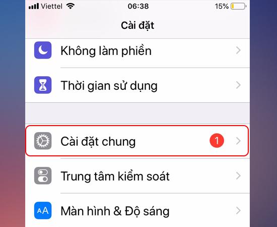 lam sao de kiem tra imei tren iphone ipad 1 1 - Làm sao để kiểm tra IMEI trên iPhone iPad