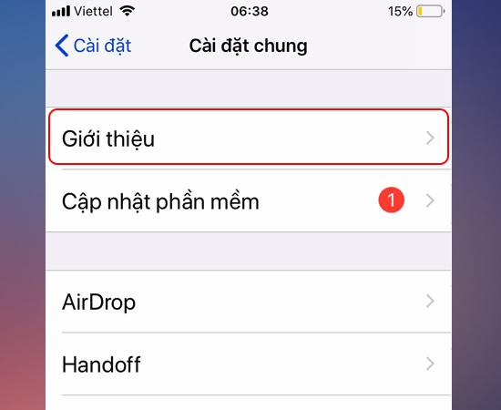 lam sao de kiem tra imei tren iphone ipad 2 1 - Làm sao để kiểm tra IMEI trên iPhone iPad