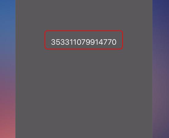 lam sao de kiem tra imei tren iphone ipad 5 1 - Làm sao để kiểm tra IMEI trên iPhone iPad