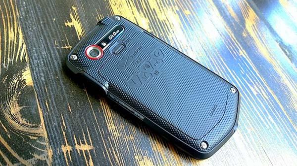 Casio G zOne CA 201L 11 1 - Đánh giá điện thoại Casio G'zOne CA-201L 16GB có tốt không