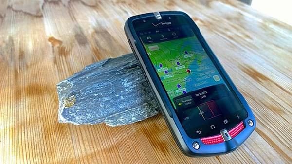 Casio G zOne CA 201L 12 1 - Đánh giá điện thoại Casio G'zOne CA-201L 16GB có tốt không