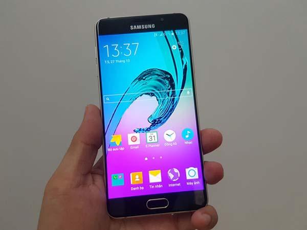 dien thoai samsung galaxy a7 1 - [Đánh giá] Điện thoại Samsung Galaxy A7 (2016) có tốt không?