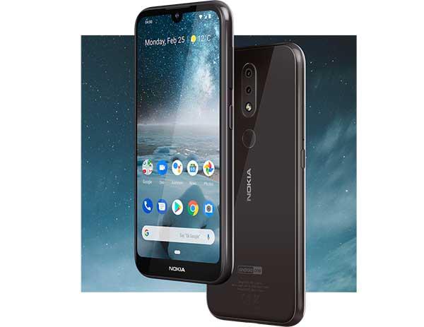 san pham Nokia 4 - Đánh giá Nokia 4.2 có tốt không?