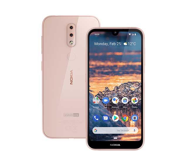 sang pham Nokia 4 - Đánh giá Nokia 4.2 có tốt không?