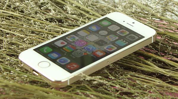thiet ke iphone 5s 16gb 1 org 6 1 - Đánh giá điện thoại iPhone 5S Lock Nhật Mỹ có tốt không?