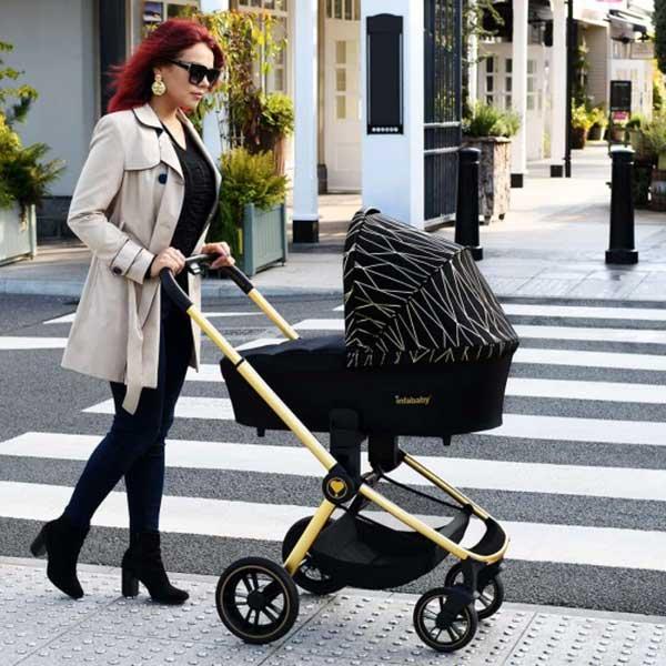 danh gai Infababy Primo - Đánh giá xe đẩy trẻ em Infababy PRIMO có tốt không?