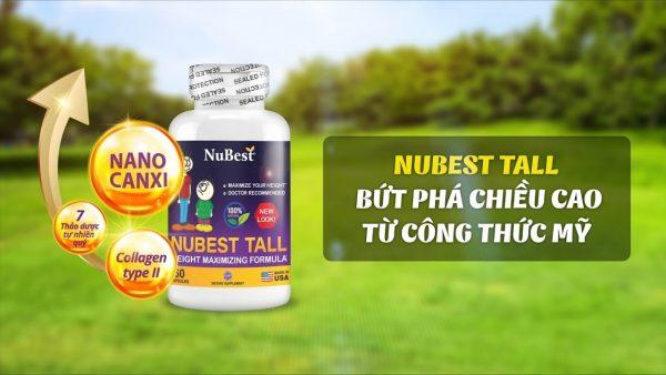 danh gia san pham nubest tall e1586365803536 - Đánh giá viên uống NuBest Tall có tốt không?