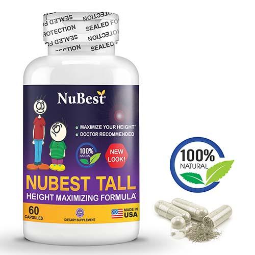 hinh anh san pham nubest tall - Đánh giá viên uống NuBest Tall có tốt không?