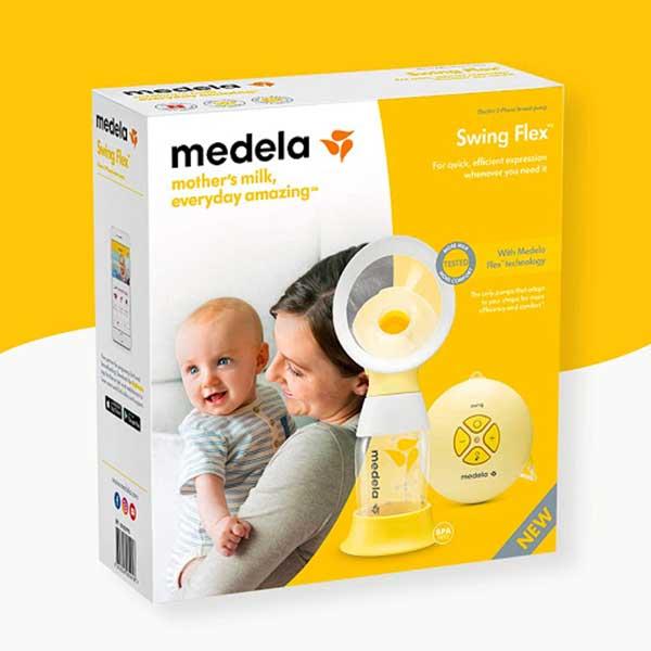 may hut sua Medela Swing Flex - Đánh giá máy hút sữa Medela Swing Flex có tốt không?