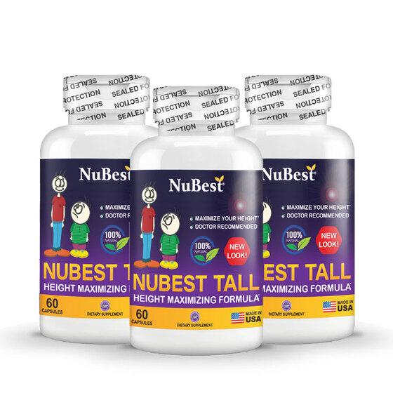 san pham nubest tall co tot khong - Đánh giá viên uống NuBest Tall có tốt không?