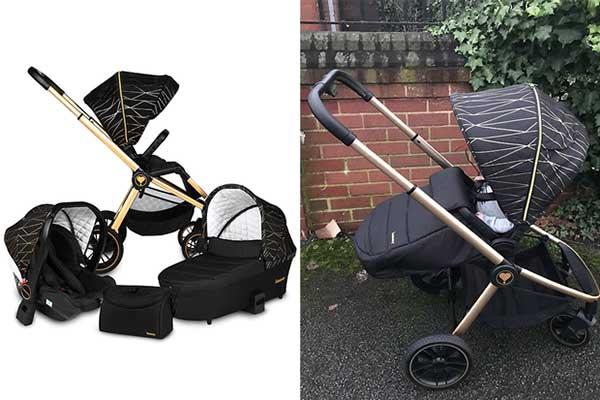 tim hieu ve Infababy Primo - Đánh giá xe đẩy trẻ em Infababy PRIMO có tốt không?