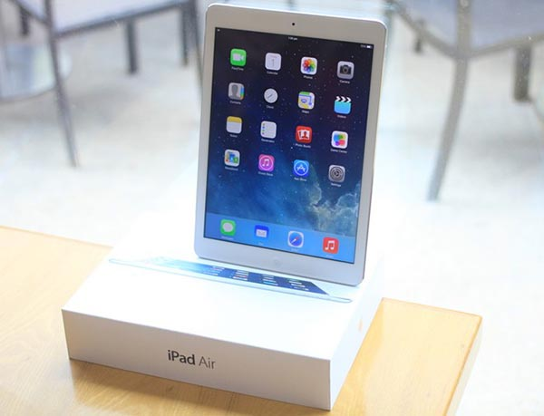 danh gia ipad air 16gb  - Đánh giá iPad Air 16GB 4G có tốt không?