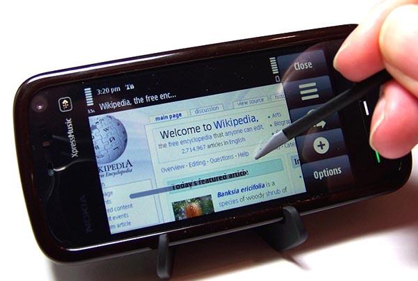 nokia 5800 xpressmusic 3 - Đánh giá điện thoại Nokia 5800 XpressMusic có tốt không?