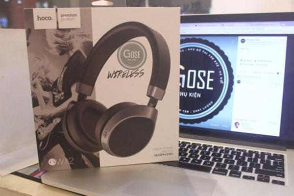 tai nghe Hoco W12 - Các loại tai nghe Hoco nào tốt nhất hiện nay?