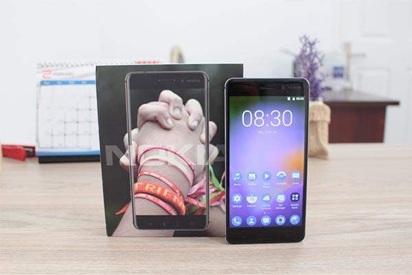 thiet ke nokia 6 - Đánh giá điện thoại Nokia 6 có tốt không?