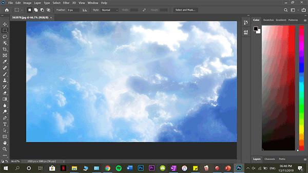 Screenshot 1 - [Review] Phần mềm Adobe Photoshop 2021 Full Crack - Tải và cài đặt