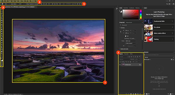 adobe 2021 - [Review] Phần mềm Adobe Photoshop 2021 Full Crack - Tải và cài đặt