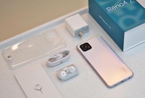 dien thoai oppo reno4 z 5g - Đánh giá điện thoại Oppo Reno4 Z 5G có tốt không?