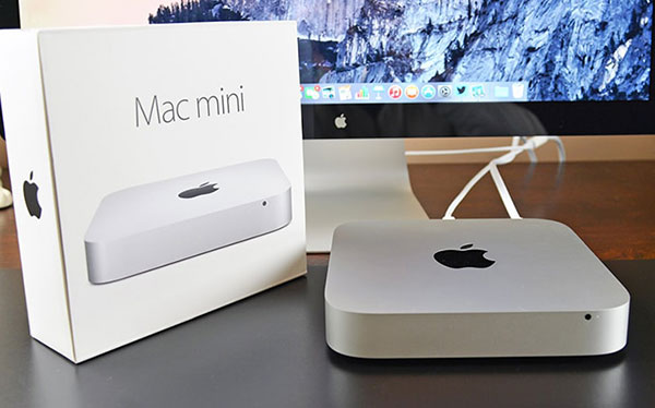 san pham mac mini - [Review] Đánh giá Macbook Mini của Apple có tốt không