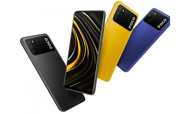 san pham xiaomi pocco m3 - [Review] Đánh giá điện thoại Xiaomi POCO M3 có tốt không?