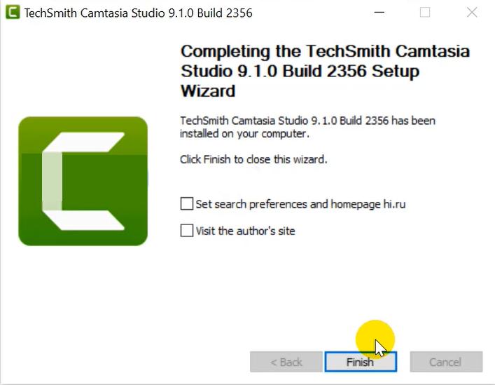 4 - Tải Camtasia Studio 9.1 Full Vĩnh Viễn mới nhất 2021