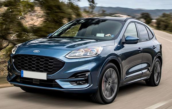 Ford Kuga 2021 - [Review] Đánh giá xe Ford Kuga 2021