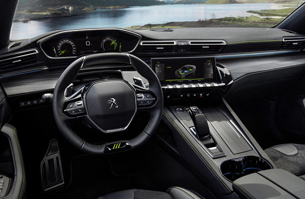 Peugeot 508 2021 - [Review] Đánh giá xe Peugeot 508 2021