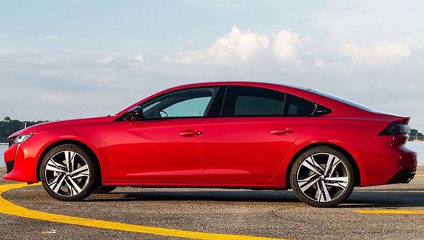 Peugeot 508 - [Review] Đánh giá xe Peugeot 508 2021