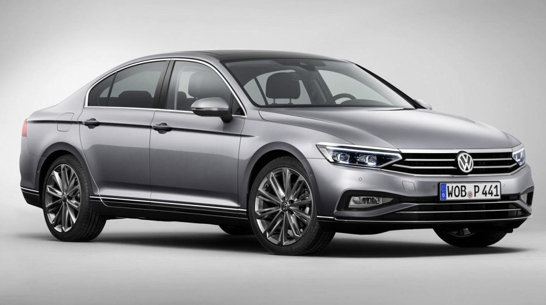 Volkswagen Passat 2021 chinh hang - [Review] Đánh giá xe Volkswagen Passat 2021