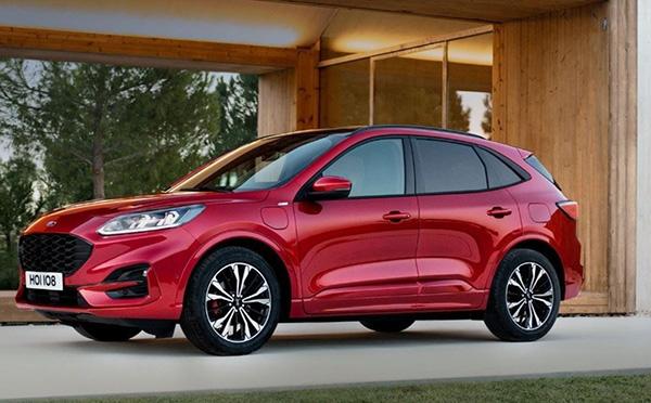 Đánh giá xe Ford Kuga 2021