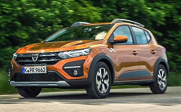 review Dacia Sandero Stepway - [Review] Đánh giá xe Dacia Sandero Stepway 2021