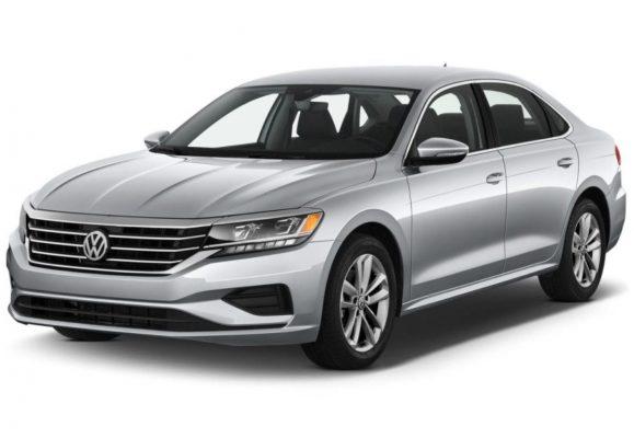 Review Volkswagen Passat 2021